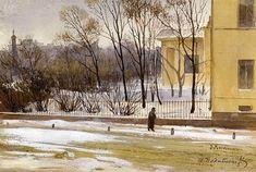 Похитонов Иван Павлович (1850–1923) - ukrainian realistic art
