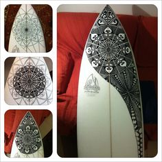 Surfboard 3 by Bernardo Braga, via Flickr