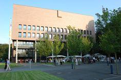 Harting Technology Group headquarters. 2001. Minden, Germany. Mario Botta