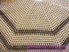scialle della nonna | Hobby lavori femminili - ricamo - uncinetto - maglia