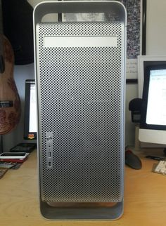 PowerMac G5 Dual 2.0GHz, 2.5GB RAM, 500GB SuperDrive OSX includes Adobe  CS4 #Apple
