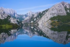 Cantabrian Mountains, Spain