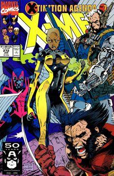 X-men Comic | SMZp | SMZpix | Cover Scans | Comic Covers | The Uncanny X-Men #272