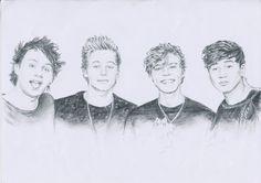 5sos drawing!!!!