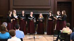 Ave Maria (Laszlo Halmos) - Christopher Wren Singers - 2011 Final Concert