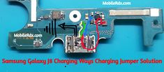 Samsung Galaxy Charging Ways Charging Jumper Solution In this post I will gui. - Smartphone problems and their solutions All Mobile Phones, Mobile Phone Repair, Electronics Basics, Electronics Gadgets, Iphone Secret Codes, Iphone Secrets, Android Tutorials, Electronic Circuit Projects, Samsung Mobile