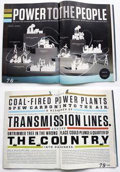Wired Magazine - Editorial Design - Creattica