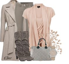 """grey bootilicious"" by thefarm on Polyvore"