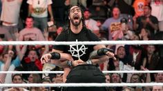 Seth Rollins has returned at Extreme Rules 2016!