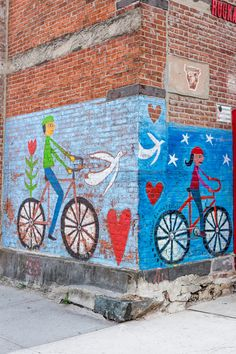 Bicycle love. #visibleinlight