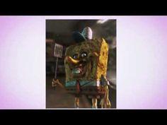 Spongebob patric in real life!