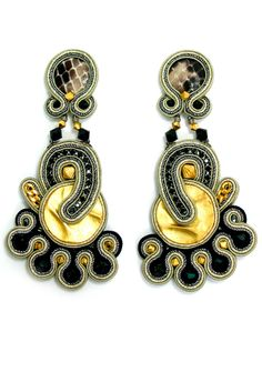 Dori Csengeri earrings | AIBIJOUX, Fashion jewelry