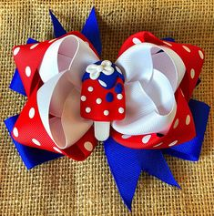 * Heat Sealed Ends To Prevent Fraying. * Hairbow Contains Small Parts That Could Be Hazardous To Children If Swallowed Diy Bow, Diy Ribbon, Ribbon Crafts, Baby Girl Accessories, Diy Hair Accessories, Making Hair Bows, Diy Hair Bows, Ribbon Flip Flops, Ribbon In The Sky