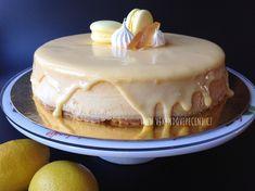 Citronový cheesecake - Víkendové pečení Cheesecakes, Cupcakes, Baking, Sweet, Lemon, Candy, Cupcake Cakes, Bakken, Cheesecake
