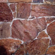 Chesshir Stone & Rock: Materials: Builders, 'Rocky Mountain Ripple' for built-in backyard fireplace surround