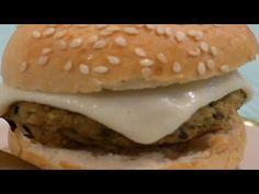 How to Make Eggplant Burgers