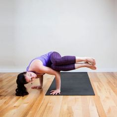 POPSUGAR: Try Side Crow To Sculpt Your Arms and Core.  From the Downdog Diary Yoga Blog found exclusively at DownDog Boutique. DownDog Diary brings together yoga stories from around the web on Yoga Lifestyle... Read more at DownDog Diary