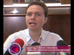 """Velasco invoca a Díaz Ordaz:""""HEMOS SIDO TOLERANTES HASTA EXCESOS CRITICA..."""