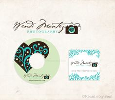 Photography #Logo Design and Branding  Photographers by Reani