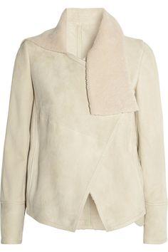 Isabel Marant|Clayne shearling jacket |NET-A-PORTER.COM