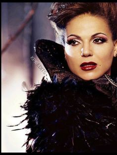 A picture of gorgeous Perfection the Evil Queen