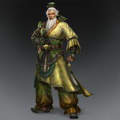 Dynasty Warriors 8 Huang Zhong