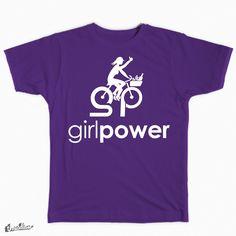 Girl Power on Threadless