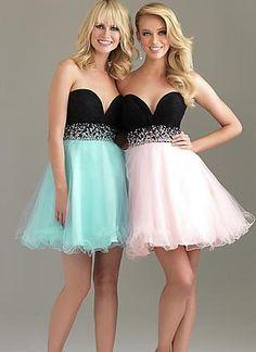 d99f4ebe43d 21 Best Best friend matching prom dresses images