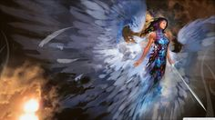 Fantasy Art Artwork Angel (id: 35064) | WallPho.com