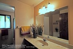 Updating Bathroom Vanity Lighting   Tips For Home Sellers   Home Staging :  Creative Concepts And Contracting