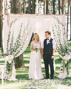 Оформление свадебных торжеств, услуги оформления зала для свадьбы