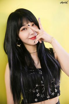 200513 PlayM Naver Update - Apink 'Dumhdurum' Music Video Behind. Eun Ji, Eunji Apink, 1 Film, Pink Panda, Girl Day, Beautiful Person, Just The Way, Ulzzang Girl, Korean Girl
