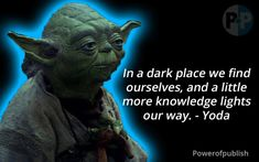 Take a look at 17 Yoda quotes that will awake the force within you. Get ready to be inspired by the words of a Jedi master. Star Wars Quotes Yoda, Yoda Quotes, Star Wars Humor, Life Quotes, Star Wars Classroom, Funny One Liners, Star Wars Pictures, Quotes About Everything, Lord