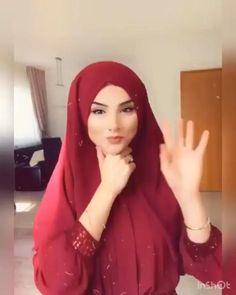 Turkish Hijab Tutorial, Simple Hijab Tutorial, Hijab Style Tutorial, Modern Hijab Fashion, Muslim Women Fashion, Hijab Fashion Inspiration, Hijab Turban Style, Mode Turban, How To Wear Hijab