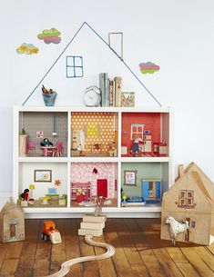 DIY doll house, insp