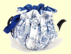 looks like the blue and white glazed porcelain china teacup...
