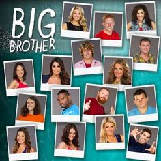 Big brother 15 cast - Pretty much like my favorite show ever!