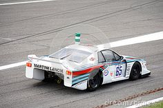 This iconic racing car was unveiled for the first time in `79 in the Silhouette category for Group 5 vehicles.  The bodywork was made by Pininfarina on a Dallara chassis. The engine was developed by Abarth and Lancia.  Lancia went on to win the 1979 World Championship for Makes under 2-litre class, overall for 1980 World Championship for Makes and 1981 World Endurance Championship for Makes. This successes have made the Beta Montecarlo Turbo Group 5 one of the greatest Lancia racing cars.