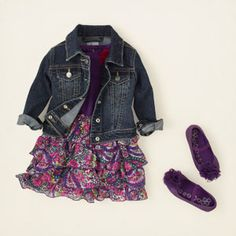 baby girl - outfits - dreamy dresses - just jeanius | Children's Clothing | Kids Clothes | The Children's Place