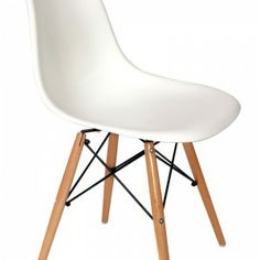 Eames inspired chairs for the the end of the new dining table