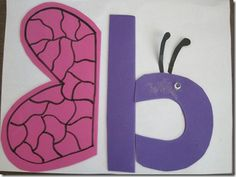Letter B is for Butterfly by Confessions of a Homeschooler