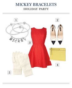 Lookbook: A Dapper Mickey Christmas Outfit | Fashion | Disney Style