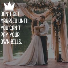 Follow @crown_motivation for more motivation Got Married, Motivational Quotes, Crown, Wedding Dresses, Bridal Dresses, Alon Livne Wedding Dresses, Weeding Dresses, Bridal Gown, Bridal Gowns