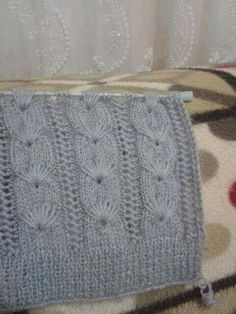 Sıralı Balık Örgü Modeli Pregnancy First, Pregnancy Trimesters Baby Knitting Patterns, Knitting Stiches, Knitting Charts, Easy Knitting, Knitting Designs, Crochet Stitches, Stitch Patterns, Crochet Patterns, Diy Crafts Knitting