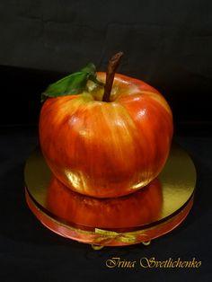 3D Cakes Торт Яблоко an Apple