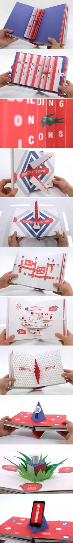 Another interesting idea for the instruction booklet.