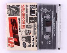 Guns N' Roses  G N' R Lies Cassette Tape