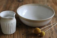 Sandscape Pasta Bowl - Wheel Thrown - Ceramic Bowl by Mudhavi on Etsy