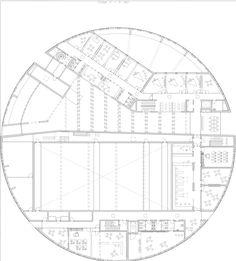 Culture Center,Plan