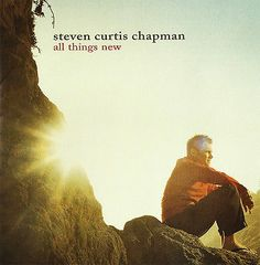 Steven Curtis Chapman All Things New CD 2004 Sparrow * MINT *